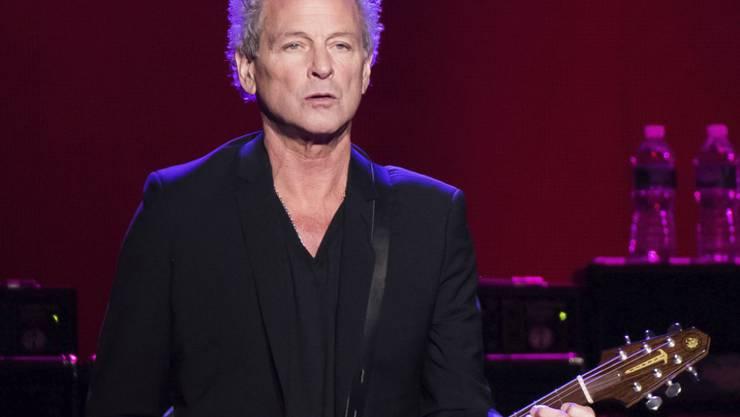 Hat bei Fleetwood Mac ausgespielt: Gitarrist und Songschreiber Lindsey Buckingham. (Archivbild)
