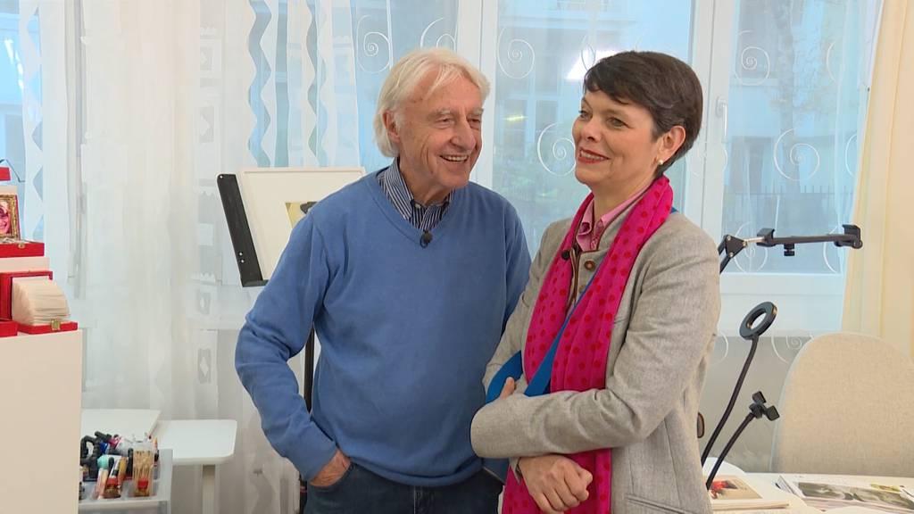 Niccel Steinberger: «Emil ist ein Mann wie aus dem Bilderbuch»