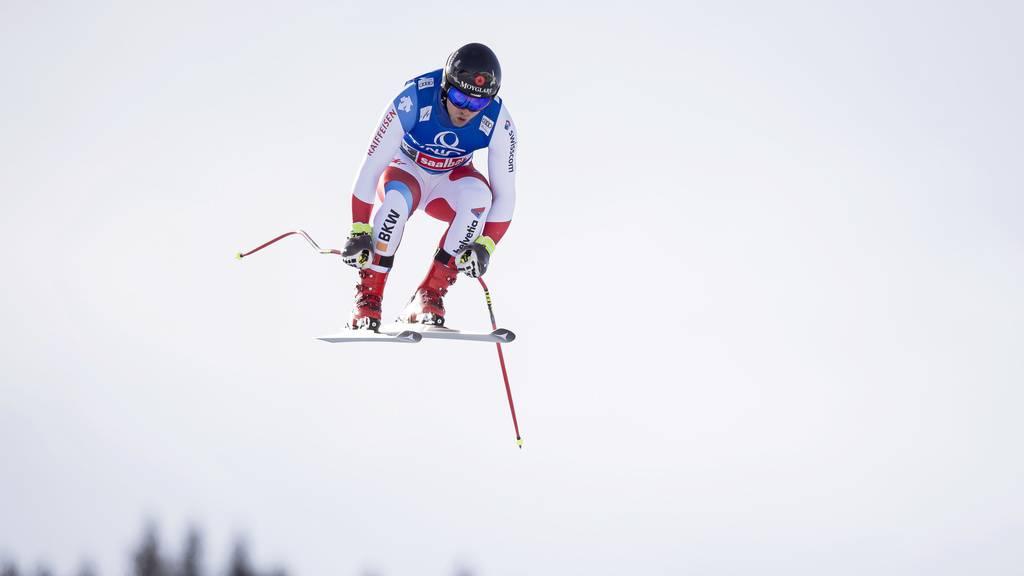 Mauro Caviziel verpasst den Sieg nur knapp