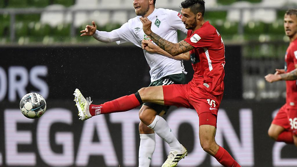 Werder Bremen zittert weiter um den Klassenerhalt