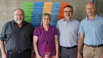 Schulleiter Christoph Knoll quittiert seinen Dienst in Büren.