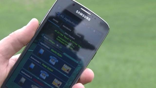 Handy-App hilft bei Unfällen mit Wildtieren