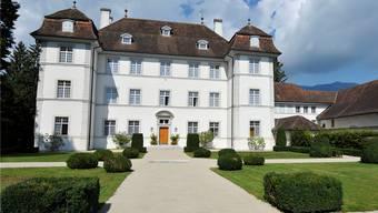 Der Bischofssitz des Bistums Basel in Solothurn. (Archiv)