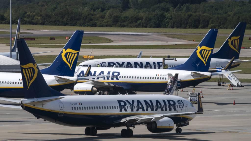 Corona-Krise reisst Ryanair in die Verlustzone