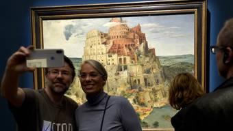 Besucherrekord im Kunsthistorischen Museum Wien für die bisher grösste Ausstellung des Werks von Pieter Bruegel dem Älteren.