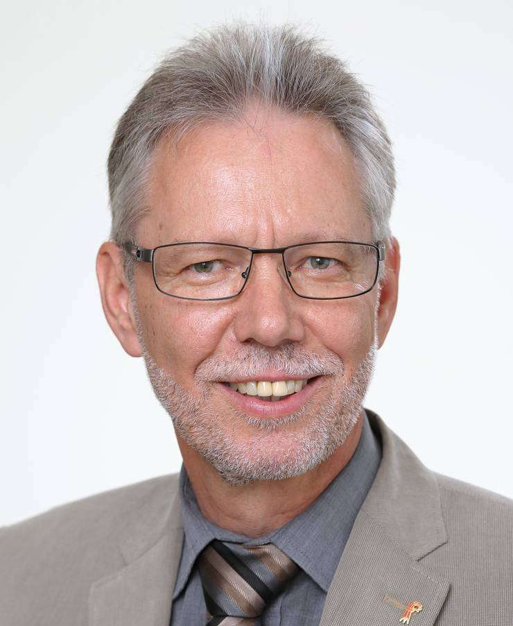 Peter Riebli, SVP-Landrat und Gemeindepräsident von Buckten