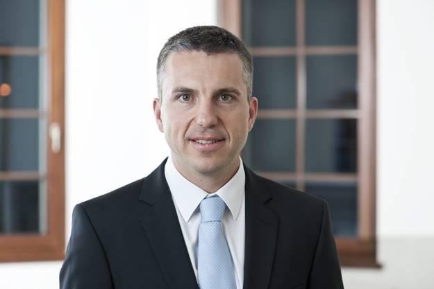 Ex-Finanzchef Pascal Koradi.