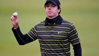 Rory McIlroy drehte zuletzt grossartig auf