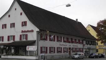 In der Fricktaler Gastroszene ist einiges los: 17 Restaurants haben seit 2012 geschlossen. Dazu gehört auch das Gasthaus Rebstock (Bild).