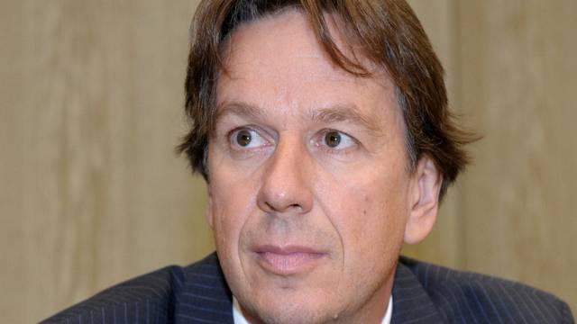 Er bestreitet die Vorwürfe: Moderator Jörg Kachelmann (Archiv)