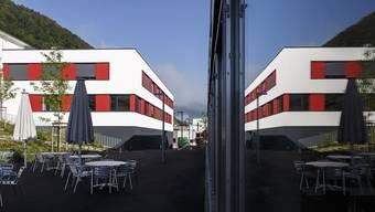 Rundgang durch das Interkantonale Feuerwehr Ausbildungszentrum IFA in Balsthal