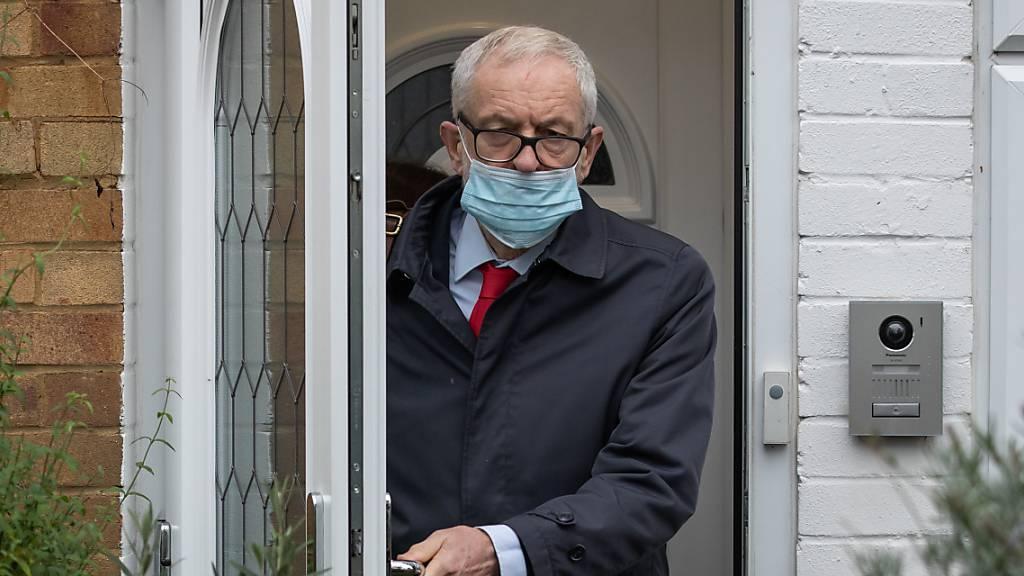 Kommission: Antisemitische Tendenzen in britischer Labour-Partei