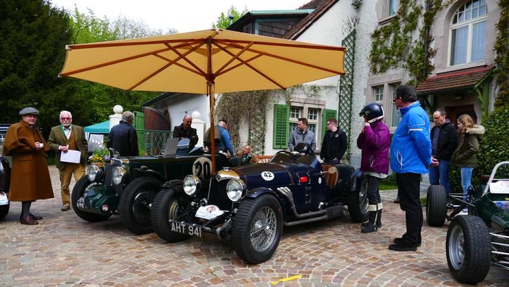 Veranstaltungen wie das «Langmatt Motor Classics» im April lockten im vergangenen Jahr Besucher von Jung bis Alt in die «Langmatt».