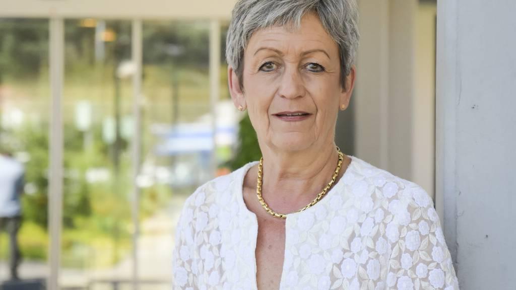 Christiane Roth-Godat tritt als Verwaltungsratspräsentin des SVAR zurück.
