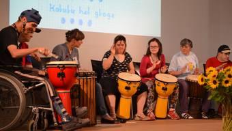 Pro Infirmis: Fest des Bildungsklubs Solothurn