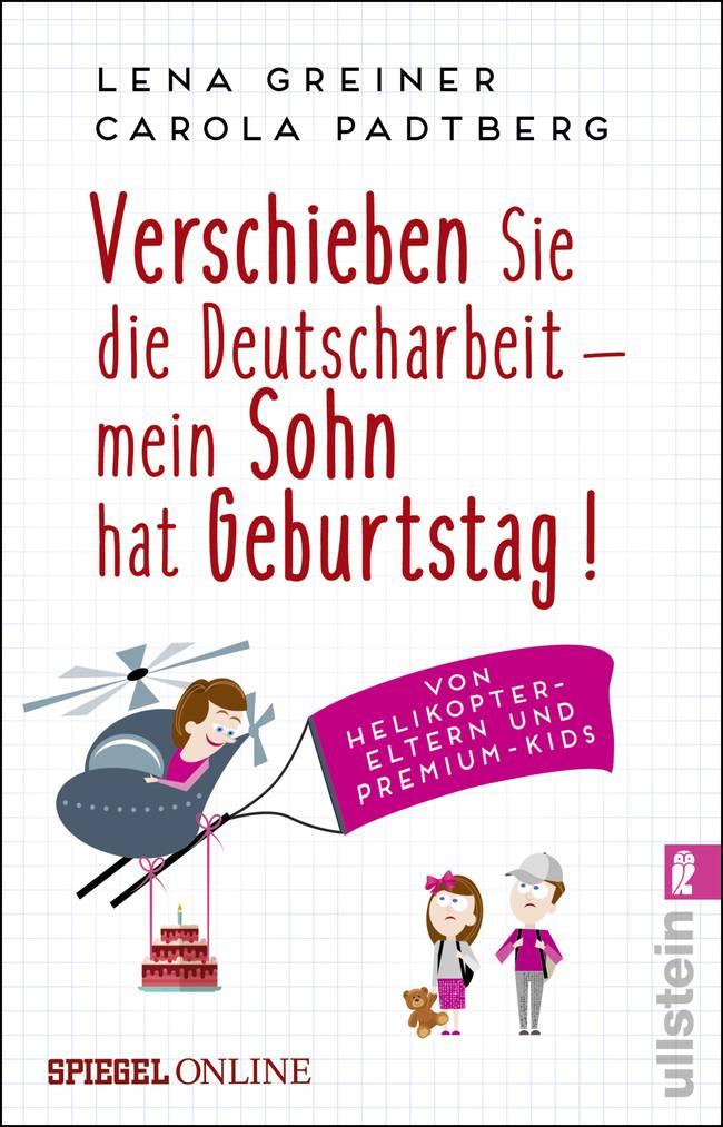 Verschieben Sie die Deutscharbeit_Greiner Padtberg_Cover