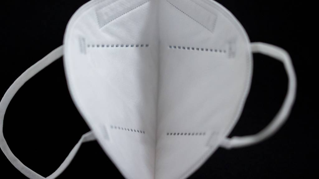 Bei 25'000 ins Glarnerland gelieferten FFP2-Masken war das Zertifikat gefälscht und die Masken erfüllten die Anforderungen nicht ansatzweise. (Symbolbild)