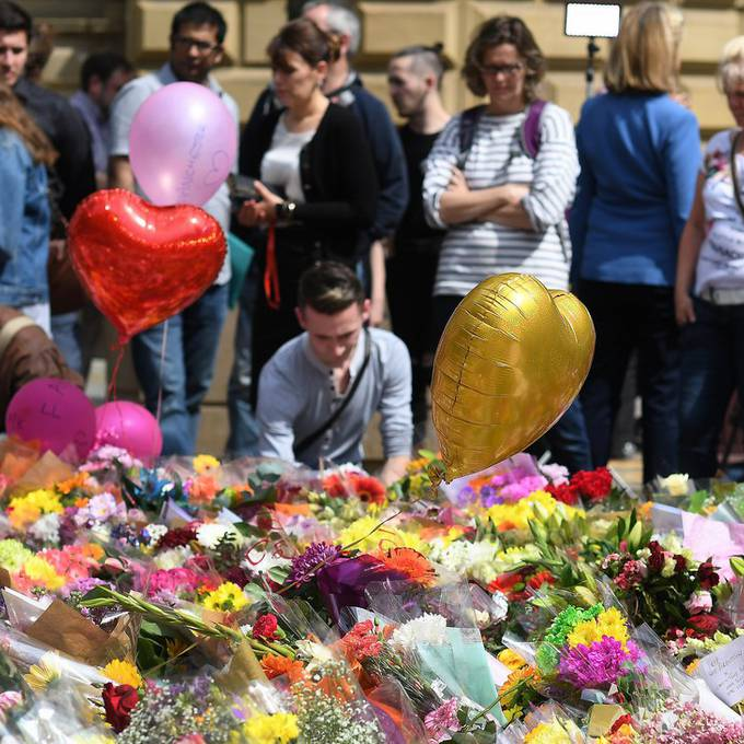 Das Attentat in Manchester