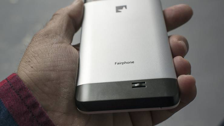 Erfolgreiche Crowdfunding-Kampagne: Fairphone sammelt von privaten Investoren 2,5 Millionen Euro ein. (Archiv)