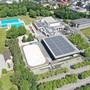 Der Schauplatz des Aargauer Kantonalturnfests 2022: Das Tägi-Areal in Wettingen.