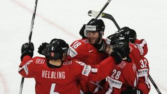 Sensationelle Schweizer gegen Kanada
