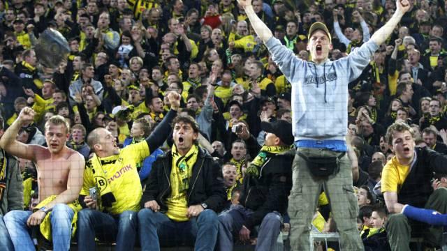 Über 80'000 Fans pro Spiel bejubeln den BVB.