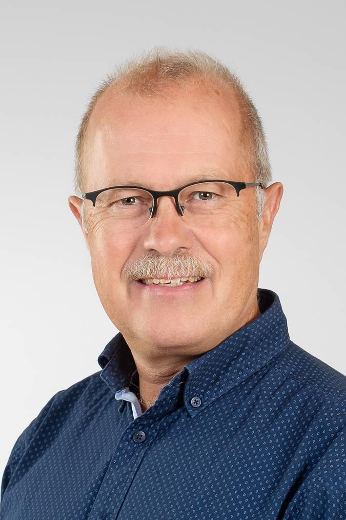 Heinz Rothenberger, Stadtrat von Buchs