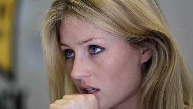 Szenenwechsel für Fabienne Kropf: Künftig wird die 30-Jährige nicht mehr auf der Rennpiste, sondern an der Bande ihren Liebsten anfeuern.