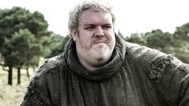 "In ""Game of Thrones"" als ""Hodor"" zu sehen"": Kristian Nairn (HBO)"