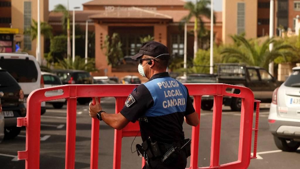 Coronavirus-Fall auf Teneriffa: 1000 Hotelgäste in Quarantäne