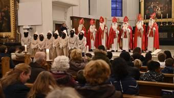 Auf die traditionelle Aussendung der Samichläuse in der Eusebiuskirche Grenchen muss heuer verzichtet werden