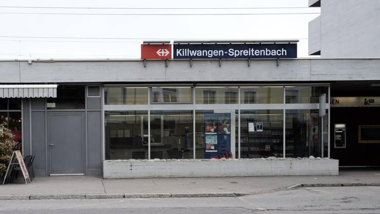 Der Bahnhof Killwangen-Spreitenbach