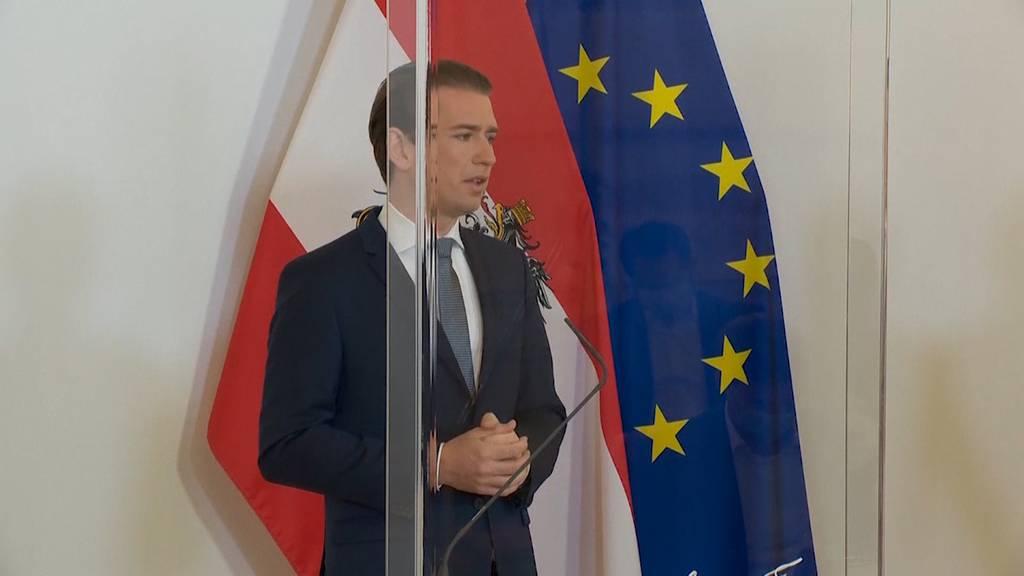 Österreich will direkt nach Ostern Anti-Corona-Massnahmen lockern