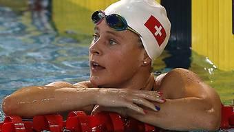 Martina van Berkel unterbot den Rekord von Marina Ribi