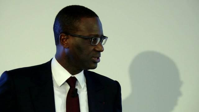 Der neue CS-CEO Tidjane Thiam stellt sich vor