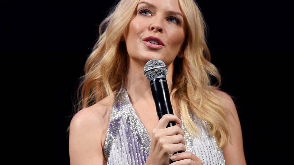 Sängerin Kylie Minogue will ihren Liebsten erst dann heiraten, wenn in Australien auch Homo-Ehen erlaubt sind. (Archivbild)