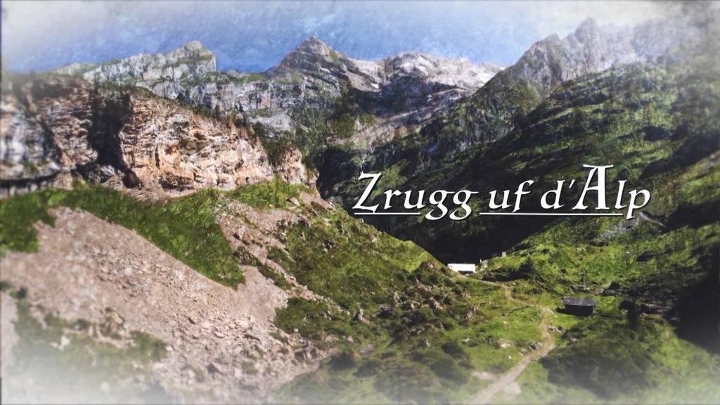 Zrugg uf d'Alp