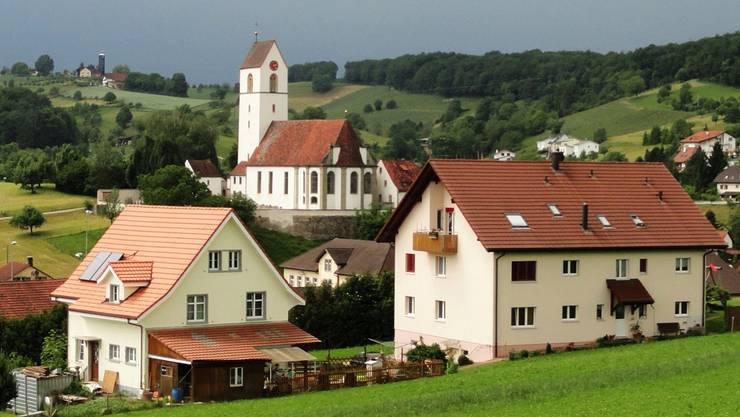 Herznach ist mit rund 1500 Einwohnern die bevölkerungsreichste Gemeinde im Staffeleggtal.