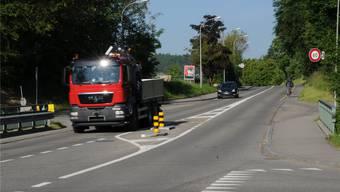 Mit der durchgehenden Beschränkung auf 60 km/h ist eine wichtige Forderung der Anwohner bereits vor der Sanierung erfüllt. Toni Widmer