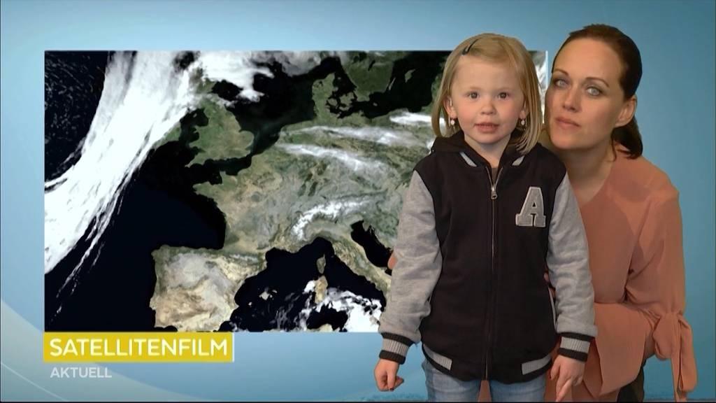 Versuche dich an der AMA als Wetterfee für Tele M1