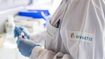 Novartis steht ein anspruchsvolles Jahr bevor.