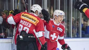 Vorbereitungsspiel Schweiz - Lettlan (03.05.2019)