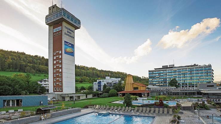 Das Thermalbad in Bad Zurzach erhält seine zweite Auszeichnung dieses Jahr.