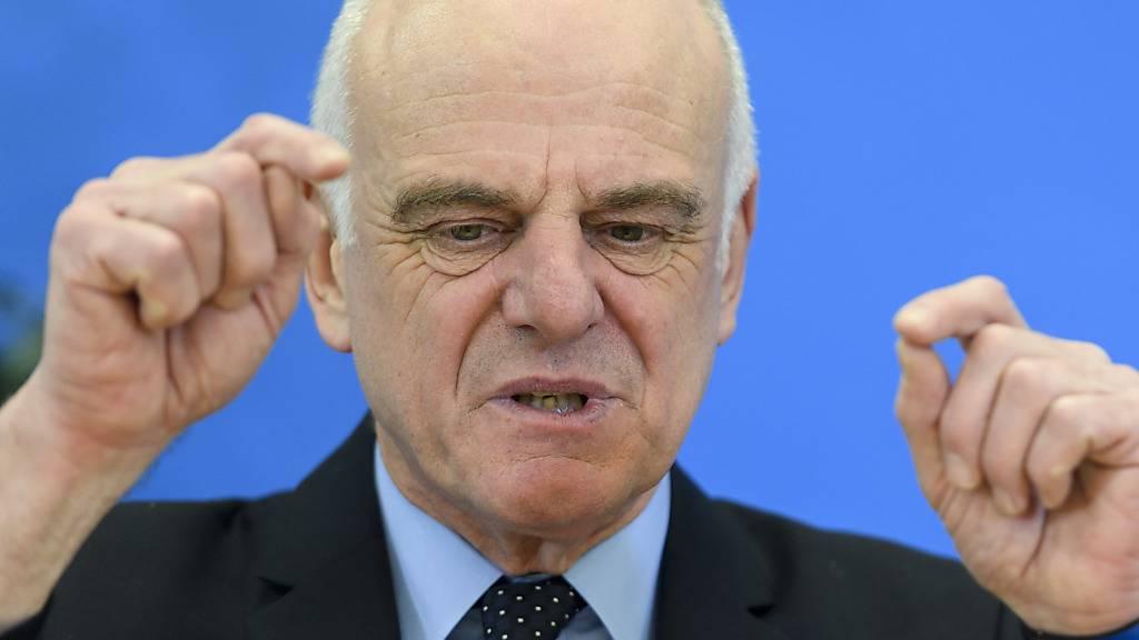 Corona-Sondergesandter der WHO kritisiert Schweizer Corona-Strategie