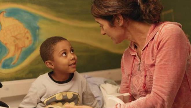 Ausgebildete RoKi-Betreuerinnen umsorgen die Kinder auch im Krankheitsfall liebevoll.