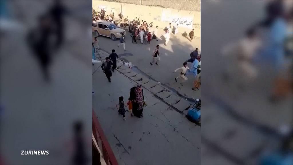 Weitere Angriffe in Kabul vermutet