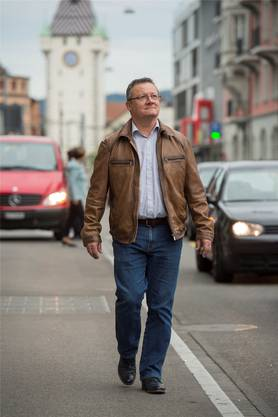 Mario Delvecchio: «Ich bin kein Ämtli-Jäger. Ich möchte in der Gesellschaft etwas reissen.»