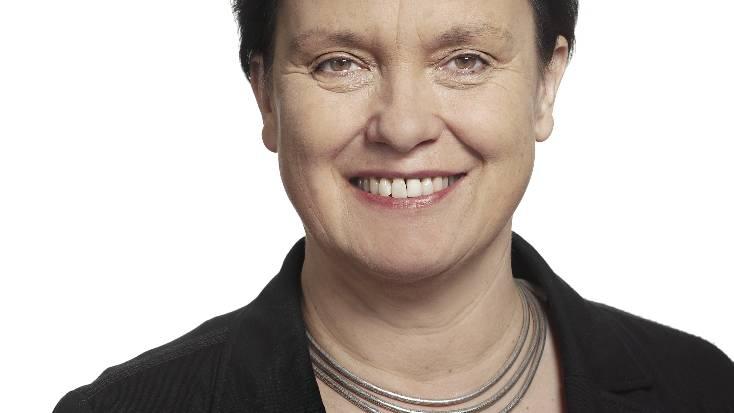Käthi Mühlemann, Sozialvorsteherin von Oberengstringen.