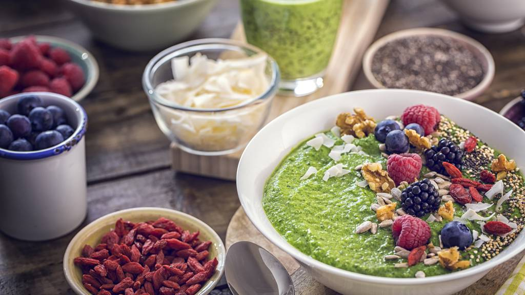 Superfood-Trend flacht immer mehr ab.