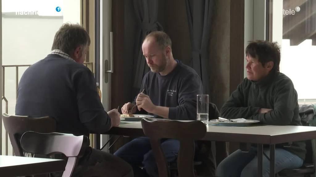 Restaurants dürfen mittags als Kantinen öffnen